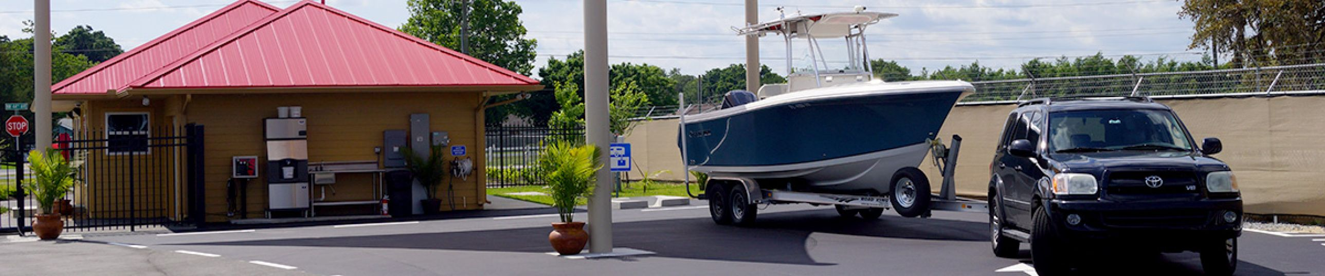 Boat And Rv Storage Gainesville Ocala The Villages